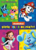 Super Coloring Party!