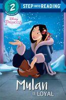 Mulan Is Loyal / Merida Is Brave