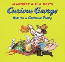 Curious George Goes to a Costume Party / Hooray for Halloween, Curious George