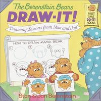 Berenstain Bears Draw-It: Drawing Lessons from Stan and Jan