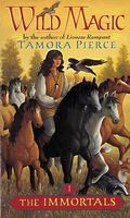 Wild Magic by Tamora Pierce