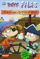 Yo Ho Ho and a Bottle of Milk