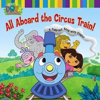 All Aboard the Circus Train!