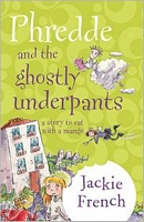 Phredde And The Ghostly Underpants