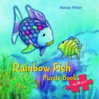 Rainbow Fish Puzzle Book