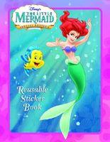 The Little Mermaid: Reusable Sticker Book