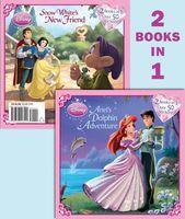 Ariel's Dolphin Adventure/Snow White's New Friend