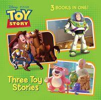 Three Toy Stories