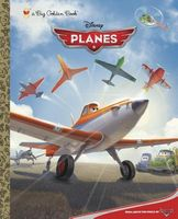Planes Big Golden Book