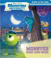 Monsters University Glow-in-the-Dark Board Book