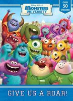 Monsters University Super Coloring Book