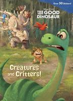 The Good Dinosaur Jumbo Coloring Book