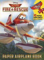 Planes: Fire & Rescue Paper Airplane Book