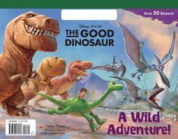 The Good Dinosaur Big Coloring Book