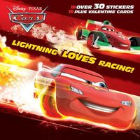 Lightning Loves Racing!