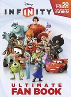 Disney Infinity: The Ultimate Fan Book!