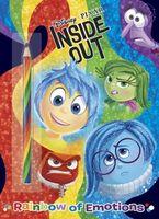Inside Out Color Plus Rainbow Pencil