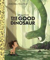 The Good Dinosaur Little Golden Board Book