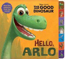 The Good Dinosaur Glitter Board Book
