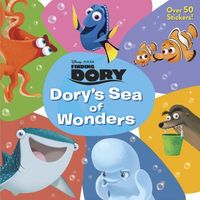 Finding Dory Deluxe Pictureback