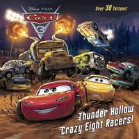Cars 3 Pictureback with Tattoos