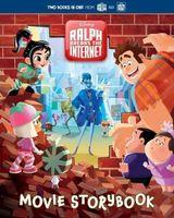 Wreck-It Ralph 2 Movie Storybook