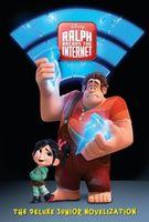 Wreck-It Ralph 2 Deluxe Hardcover Junior Novelization