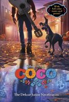 Coco Deluxe Hardcover Junior Novelization