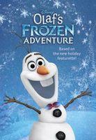 Olaf's Frozen Adventure: Junior Novel