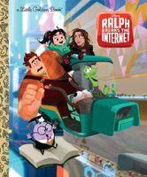 Wreck-It Ralph 2 Little Golden Book