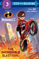 Incredibles 2 Deluxe Step Into Reading