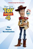 Toy Story 4: The Junior Novelization