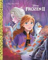Frozen 2: Big Golden Book