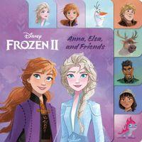 Ann, Elsa and Friends