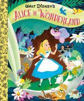 Walt Disney's Alice in Wonderland Little Golden Board Book