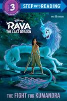 Raya and the Last Dragon Step into Reading #2