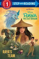 Raya and the Last Dragon Step into Reading #1