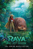 Raya and the Last Dragon Digest Junior Novel