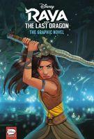Disney Raya and the Last Dragon: The Graphic Novel
