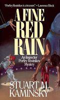A Fine Red Rain