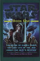 Star Wars 3-in-1, Book One