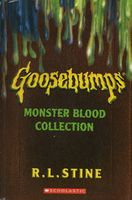 Goosebumps : Monster Blood Collection