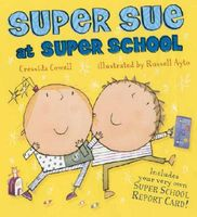 Super Sue at Super School