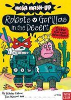 Robots Vs. Gorillas in the Desert