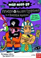 Ancient Egyptians vs. Pirates in a Haunted Museum