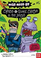 Spies vs. Giant Slugs in the Jungle