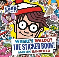 Where's Waldo? the Sticker Book!