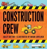 Construction Board Book Boxed Set