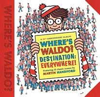Where's Waldo? Destination