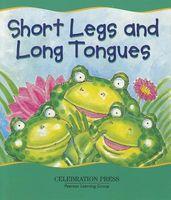Short Legs and Long Tongues
